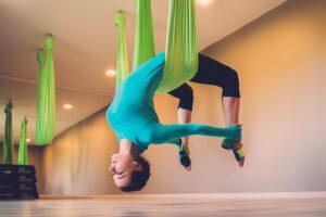 Swing Yoga Classes in Dubai