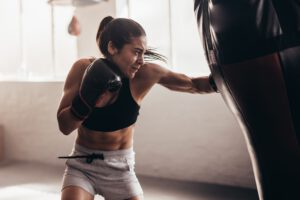 Kickboxing classes andheri west mumbai