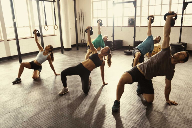 Small Group Personal Training Waves Gym